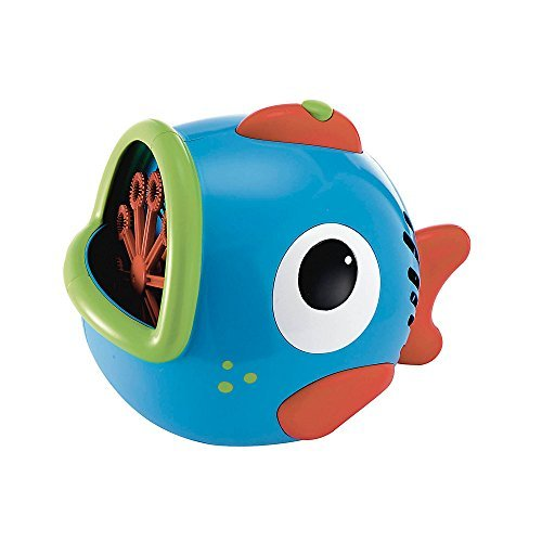 Mothercare 135420 Freddy der Fisch Bubble Maschine (Bubble Fisch Gun)