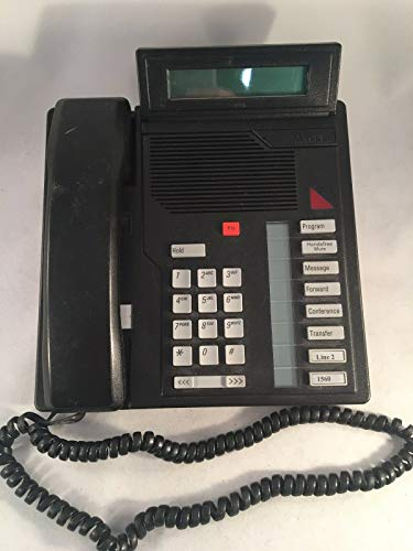 Nortel Meridian 2008 Business Phone 8 Tasten mit Display, Schwarz Nortel Meridian