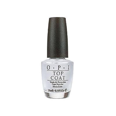 OPI Treatment Natural Top Coat Nail Polish