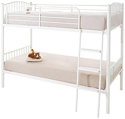 Oslo Metal Bunk Bed