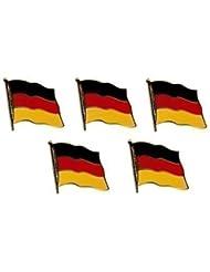 Yantec Freundschaftspin Deutschland-Kalifornien Pin Flagge