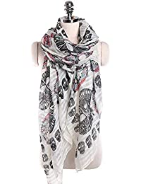 Amazon.fr   0 à 20 EUR - Foulards   Echarpes et foulards   Vêtements b45c1eaf0fa