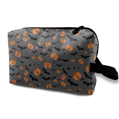 Halloween Multifunktionskoffer Kulturbeutel Reisemakeup Kosmetiktaschen