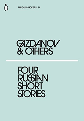 Four Russian Short Stories (Penguin Modern)