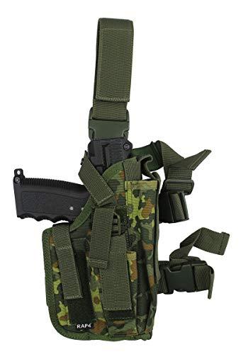 Tactical Drop Leg Gun Right Hand - Large (Gun Airsoft Tippmann)