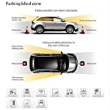#9: WOODMAN Voice Parking Sensor Set with Rear-View Camera