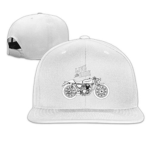 Adjustable Baseball Hat Snapbacks Hat Baseball Caps Trucker Hat - Custom Motorcycle Inspired Mens Street Motorcycle Boots