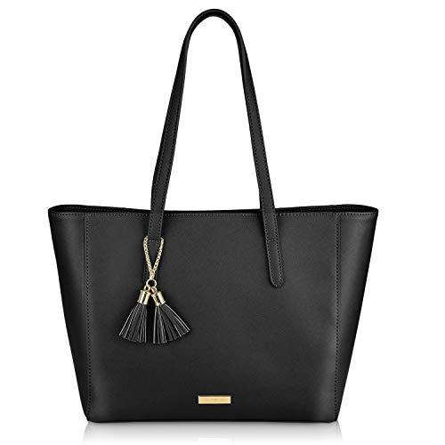 Borse Donna Eleganti, Borsetta a Tracolla Moda Borse a Mano Quotidiana PU Pelle Sintetica Tote Bag Maneggiare Borsa del Messaggero
