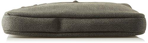 Tommy Hilfiger Textured Herren Cross Body Tasche Grau Grau (Grey Mix)