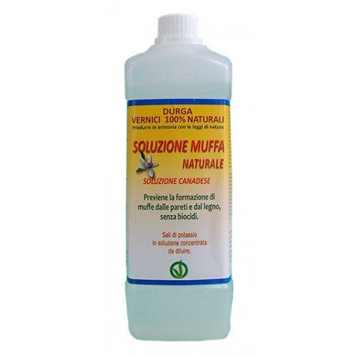 Soluzione canadese - antimuffa naturale - sali di potassio 1l