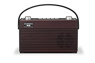 Roberts Classic Blutune DAB/DAB+/FM RDS Bluetooth Digital Portable Radio - Brown (B008R8B17I) | Amazon Products