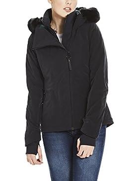 Bench Core Asymmetrical Jacket, Chaqueta para Mujer