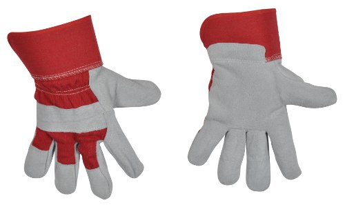 Spaltlederhandschuhe Hohe Beweglichkeit und hoher Tragekomfort