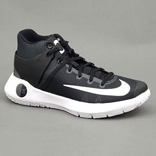 big sale 58f91 c0356 Nike KD Trey 5 IV, Scarpe da Basket Uomo, Nero Bianco Grigio-