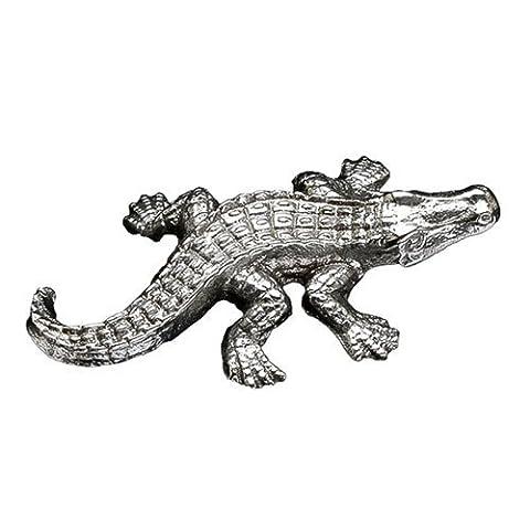 Arthur Court Alligator Napkin Weight
