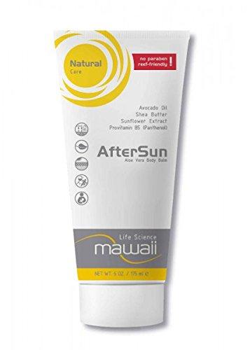 Mawaii Sonnencreme Aloe Vera AfterSun (Täglichen Sonnenschutz Lotion)