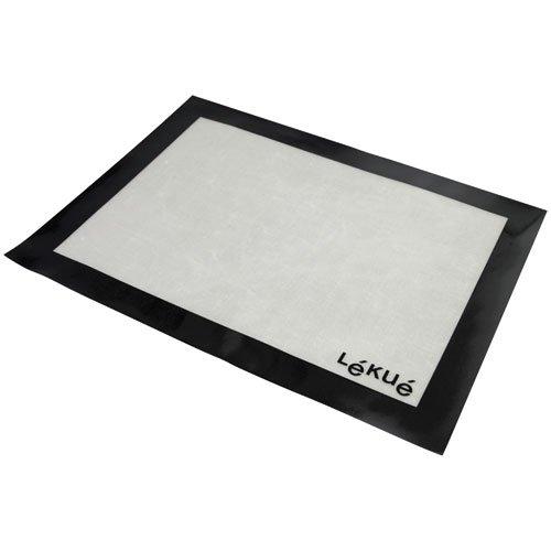 Lékué Gourmet - Salvabandejas profesional, 40 x 30 cm, color blanco y...