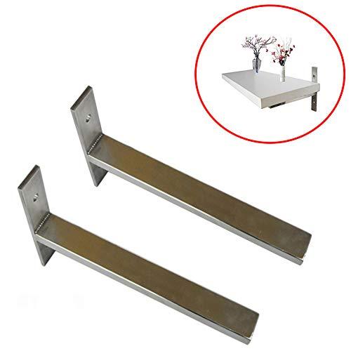 SHXF Shelf T Soporte para estantes Tarea Pesada estantería de Pared Fijo...