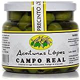 Aceitunas Campo Real - Envase PET 550 g. Peso Neto