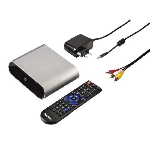 Hama MP20 Media-Player (2x USB 2.0, HDMI) silber