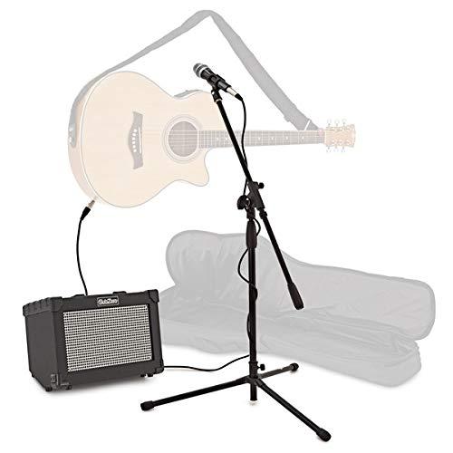 Amplificatore per chitarra pacchetto busking di Gear4music