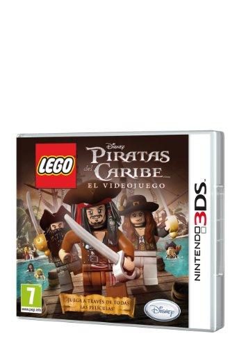 Nintendo 3DS Lego Piratas del Caribe