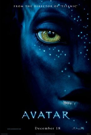 Click for larger image of Avatar Advanced Promo Poster