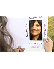 Oye Happy - Magic Mirror Card - Greeting Card for Friends/Boys/Girls to Gift on Birthday