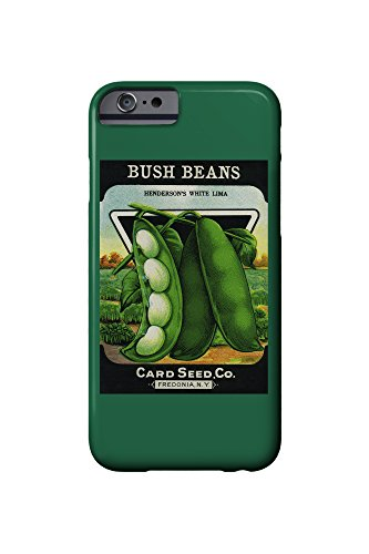 bush-beans-seed-packet-iphone-6-cell-phone-case-slim-barely-there