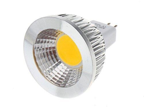 12Vmonster LED 1W MR16 GU5.3 Akzent Lampe Birne Spot Lampe AC DC 12 Volt MR16 Halogen Ersatz 1X 1 Watt Cluster -