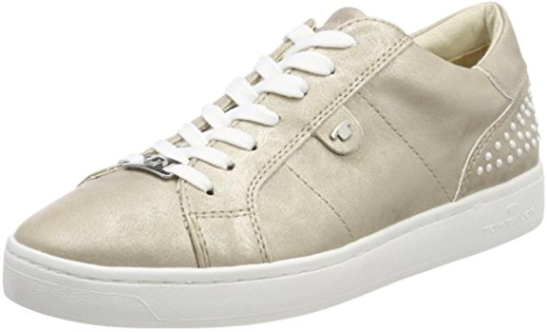 Gentiluomo   Signora Tom Tailor 4892619, scarpe da ginnastica Donna Prezzo pazzesco Ad un prezzo inferiore Eccellente funzione | Germania  | Scolaro/Ragazze Scarpa