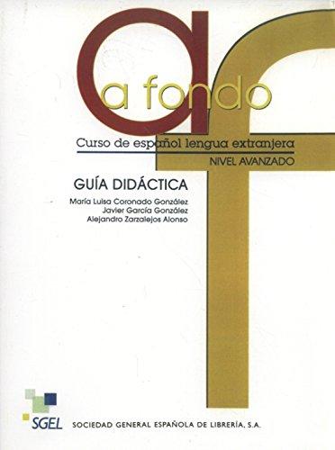 A fondo 1 Guía didáctica