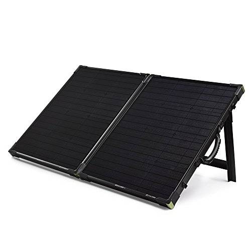 Goal Zero Boulder 100Aktentasche Solar Panel