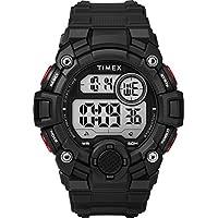Timex Mens Quartz Watch, Digital Display And Resin Strap - TW5M27600