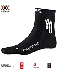 X-Socks Run Speed Two Chaussette Mixte