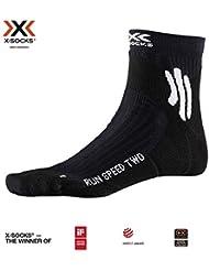 X-Socks Run Speed Two Socks, Unisex Adulto