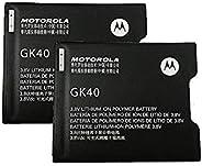 Mobile Battery For Motorola Moto GK40 G4 PLAY XT1607 XT1609 G5 XT1670 2800mAh