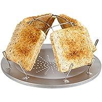 Campingtoaster für 4 Scheiben Toast