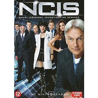 N.C.I.S. - Naval Criminal Investigative Service - Series 9 (6 DVDs)