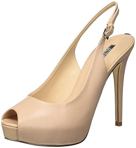Chaussures Femme Guess - Guess Huele, Escarpins femme - blanc -