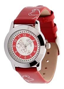 s.Oliver Mädchen-Armbanduhr Analog Leder SO-2411-LQ