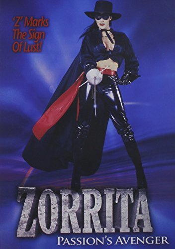 Zorrita: Passion's Avenger by Shauna O'Brien