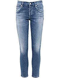 Citizens of Humanity Femmes mi augmentation elsa cropped jeans Pacifica