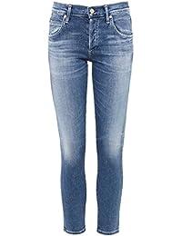 Citizens of Humanity Damen Mitte Aufstieg kurze Elsa jeans Pacifica