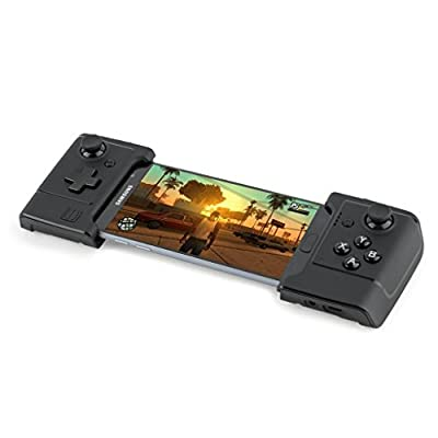 Gamevice Controller - Gamepad Game Controller for Android Samsung Galaxy S7/S7 Edge - 300+ Compatible Games (2018 Model) - GV167