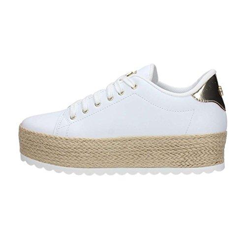 scarpe-guess-donna-sneaker-corda-miriam-pelle-colore-white-flmrm2ele12-n-41