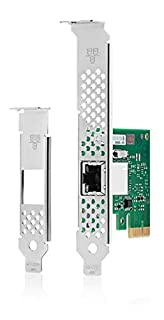 Intel HP Ethernet I210-T1 GbE NIC - networking cards (Wired, PCI-E, Et (B00ESFF2JC) | Amazon Products