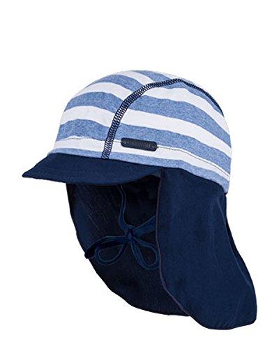 Casquette Couvre-Nuque Playa maximo casquette de soleil casquette coton Bleu
