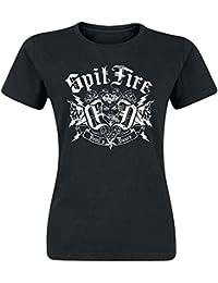 SpitFire - Devils Dance Girlie-Shirt