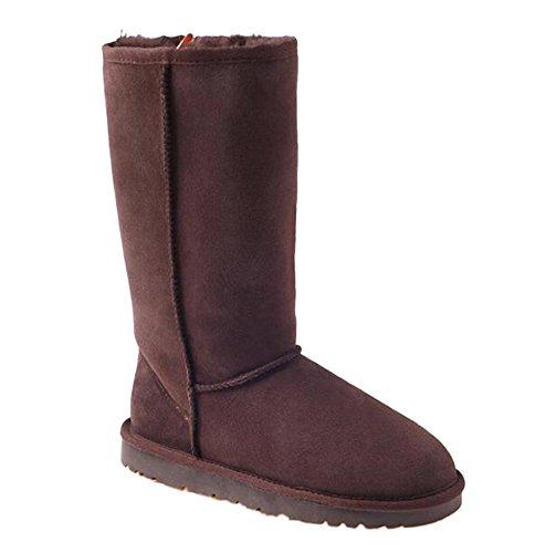 OZwear UGG Lang Hoch Schnee Warme Stiefel Schokolade AU 10L/EU 41/ US9/ UK7